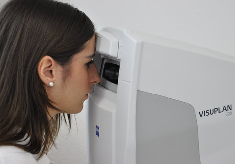 Fedorov Clinic Restore Vision Non Contact Intraocular Pressure Measure