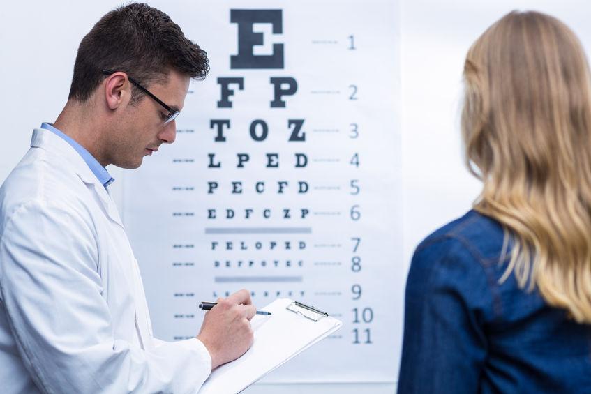 Optic Neuritis Blurry Vision Central Scotom Treatment